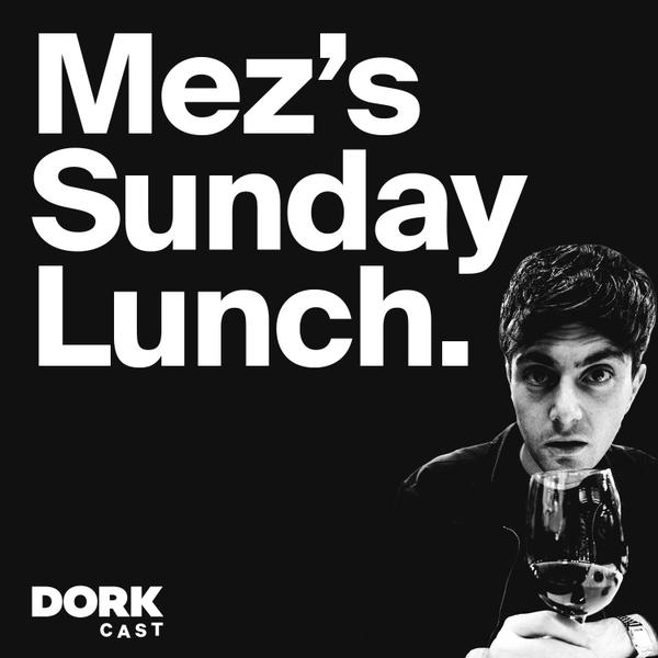 Mez's Sunday Lunch #0005: Halloween artwork