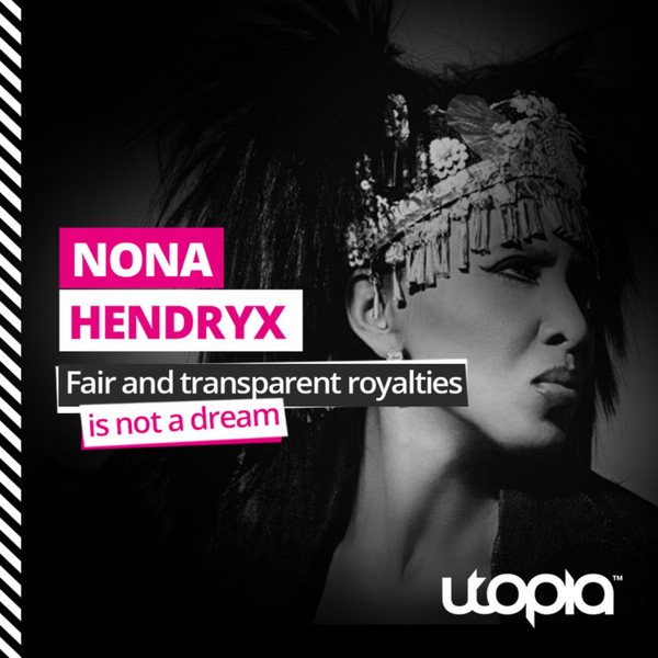 Nona Hendryx: The Business of Music artwork