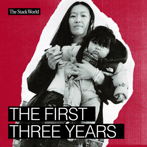 The First Three Years artwork