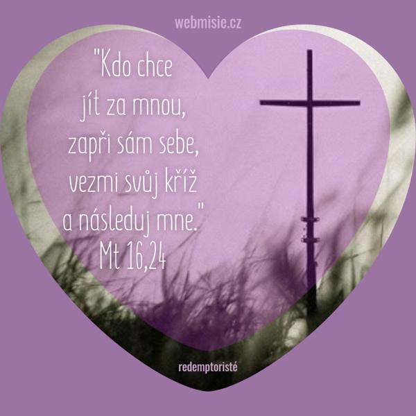 Ptát se Ježíše, co si od nás přeje