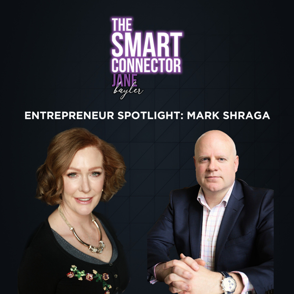 Selling A Telecoms Business And Being A Passion Driven Entrepreneur - With Mark Shraga artwork