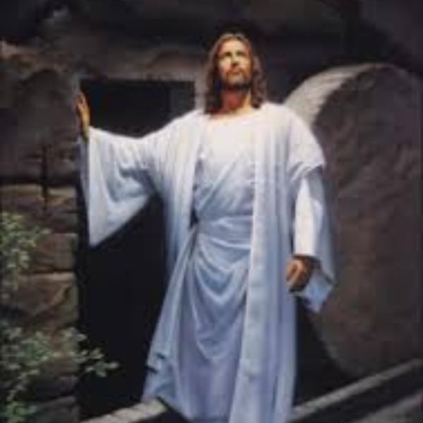 Ježíš zachraňuje člověka svým milosrdenstvím
