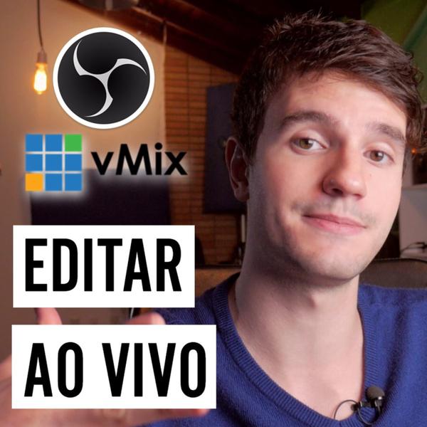 Como editar vídeos em tempo real (ao vivo) artwork