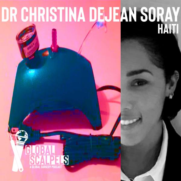 Ep 32: Christina Dejean Soray artwork