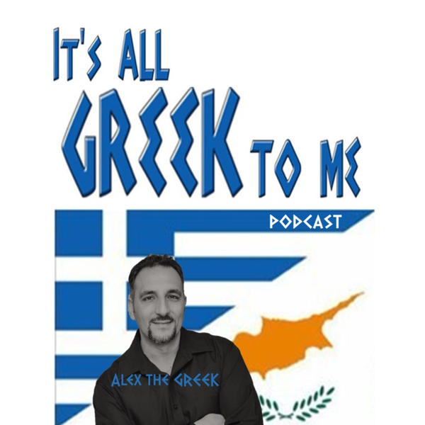 It's All Greek to Me artwork