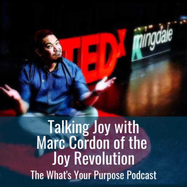 Marc Cordon and Joy