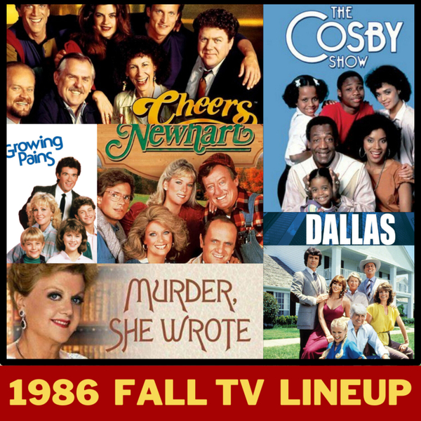 1986 Fall TV Lineup artwork