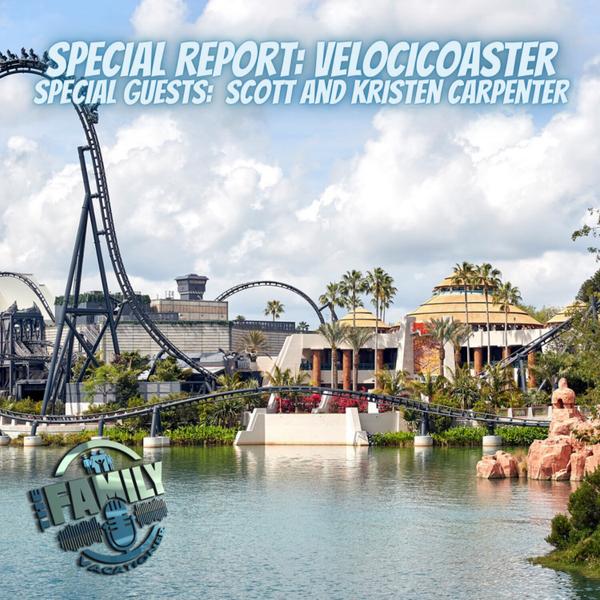 Special Report:  Velocicoaster artwork