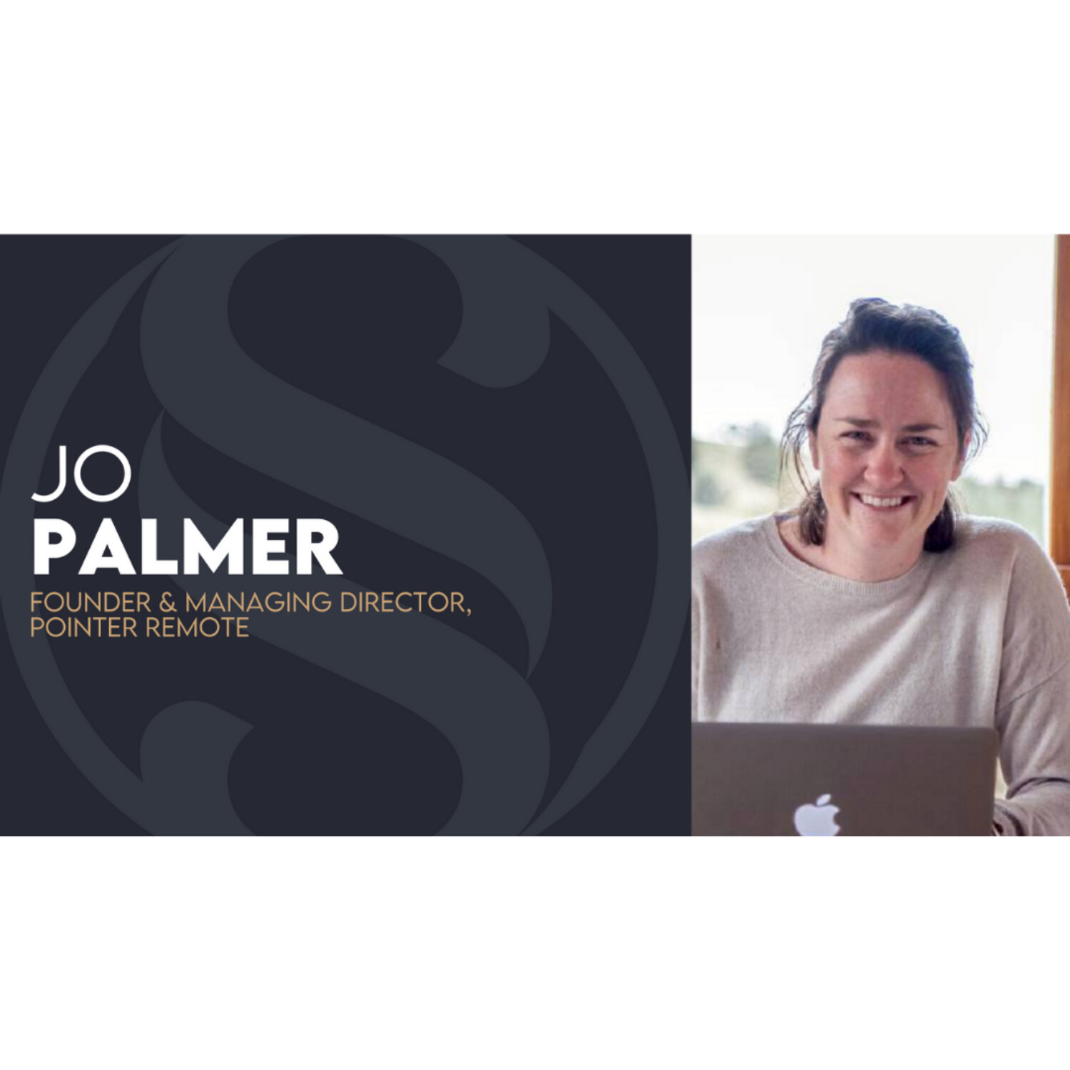 Remote working ready rural towns | Jo Palmer
