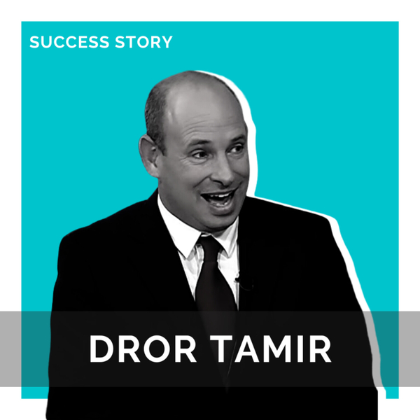 Dror Tamir, CEO of Hagrol Food Tech | Disrupting Food Technology With Grasshoppers | SSP Interview artwork