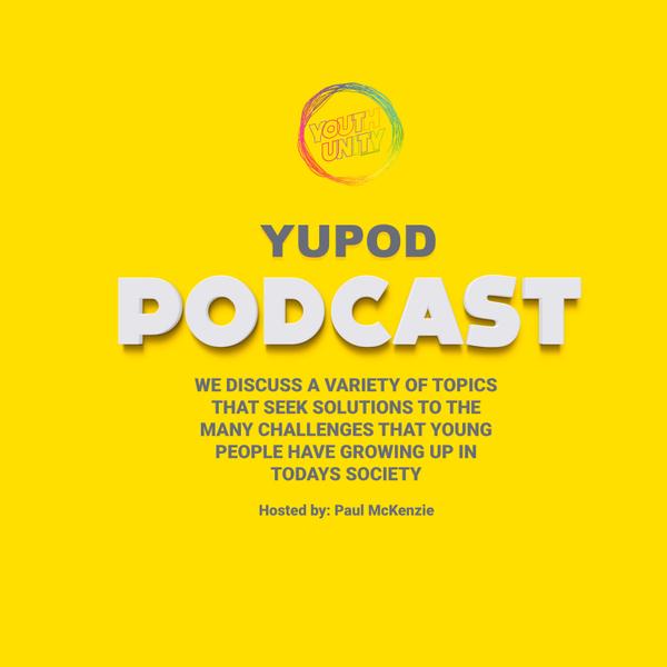 YUPOD - Solution focused talks for youth  artwork