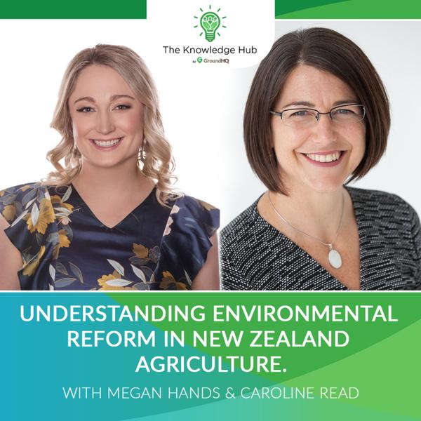 Understanding Environmental Reform in New Zealand Agriculture. artwork