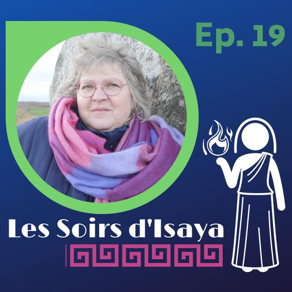 Episode 19, La femme too much voyage dans le temps, épisode 2 artwork