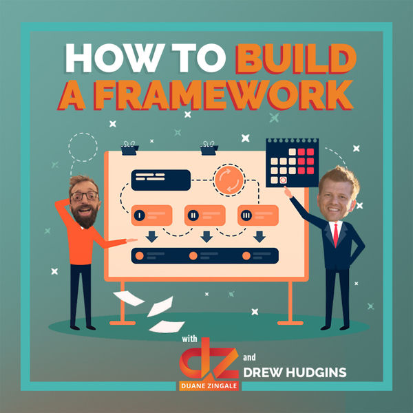 MYMS 49: How to build a framework with Drew Hudgins artwork