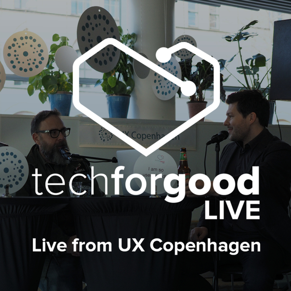 Live from UX Copenhagen - Episode 3 - Problematic as F*ck - with Mike Monteiro artwork