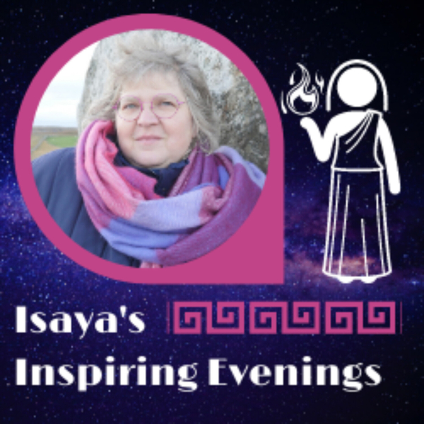 Isaya's Inspiring Evenings artwork