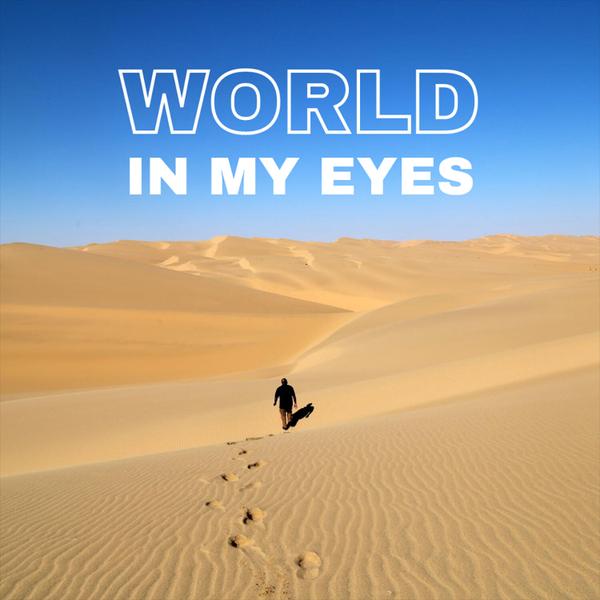 World in My Eyes artwork