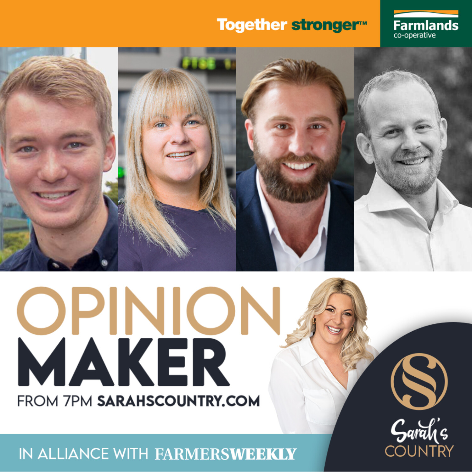 OPINION MAKER | 16 March 2021