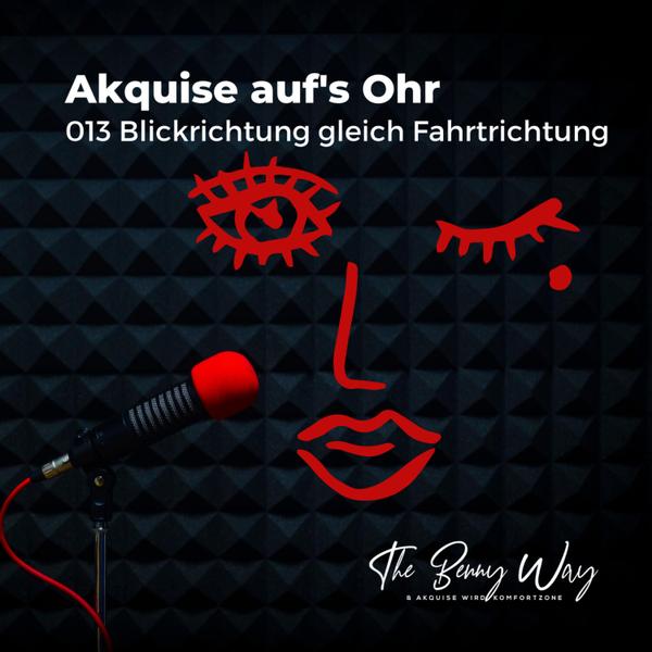 013 Blickrichtung gleich Fahrtrichtung artwork