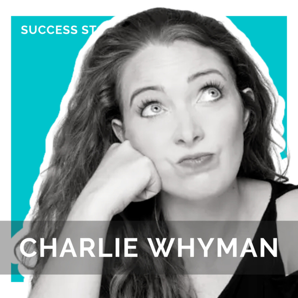 Charlie Whyman, Host of Curiosity Key Podcast | How to Be Intentionally Curious In Your Marketing artwork