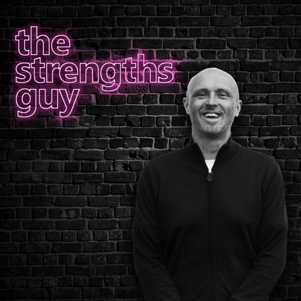 The Strengths Guy artwork