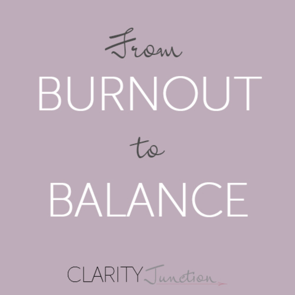 0042 - From Burnout to Balance