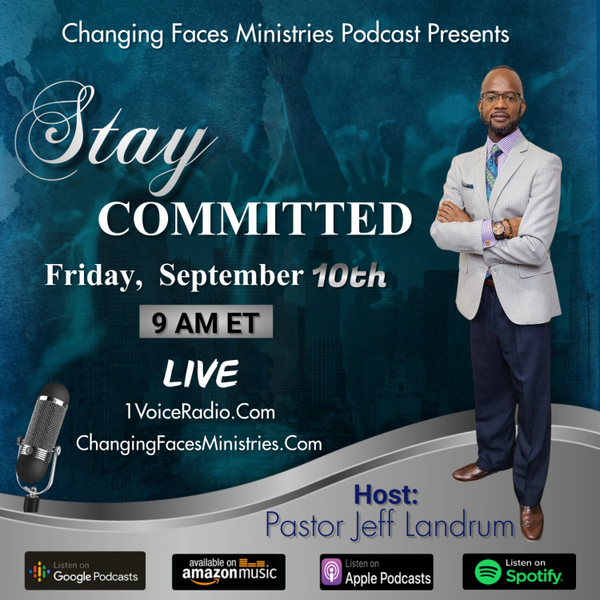 Stay Committed artwork