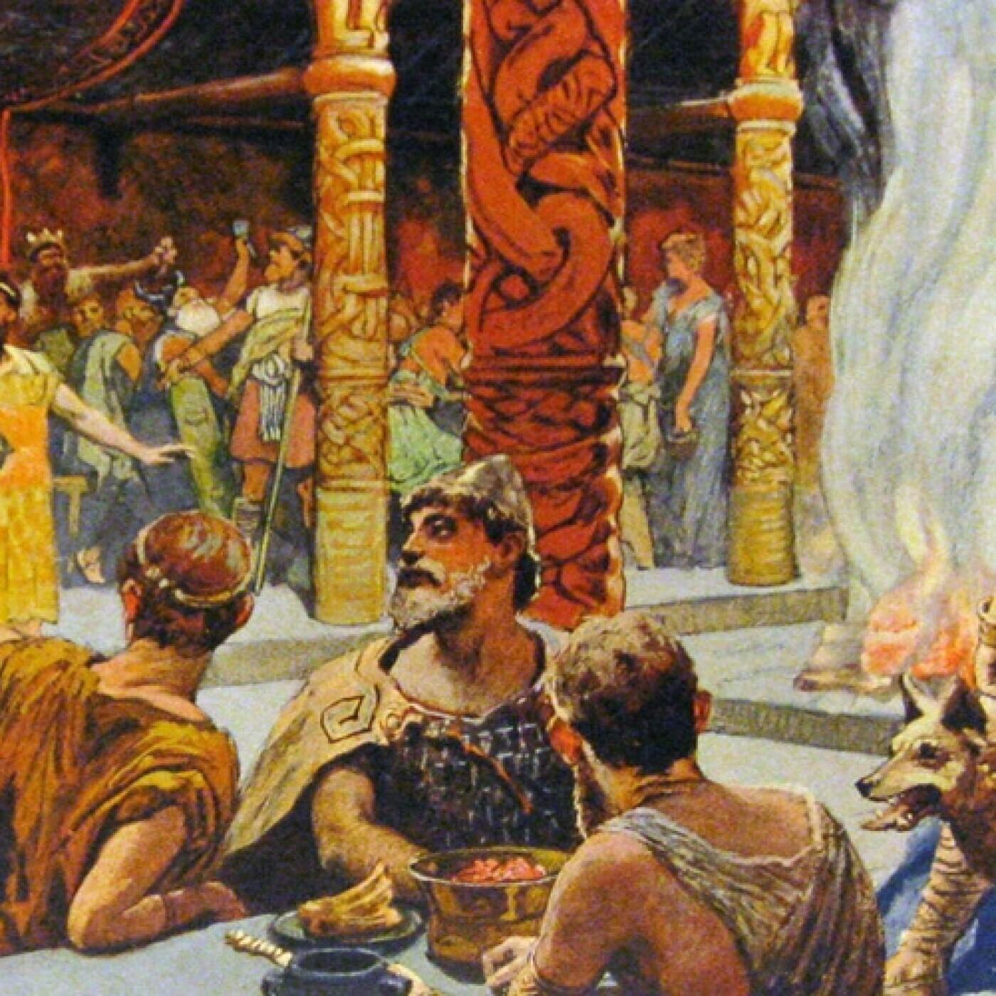 Book Review: Norse Mythology by Neil Gaiman - Sarahs Corner