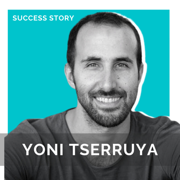 Yoni Tserruya, CEO of Lusha | How to Build the Best Product (and Bootstrap Your Company) artwork