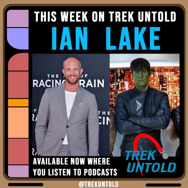"47: Ian Lake, Tolor from ""Star Trek: Discovery"" artwork"