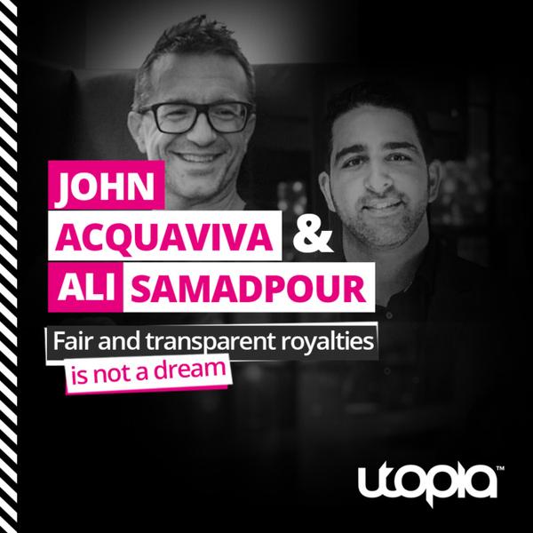 John Acquaviva & Ali Samadpour: The Past, The Present and The Future of NFTs artwork