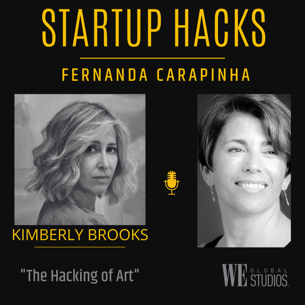 The Hacking of Art with KIMBERLY BROOKS artwork
