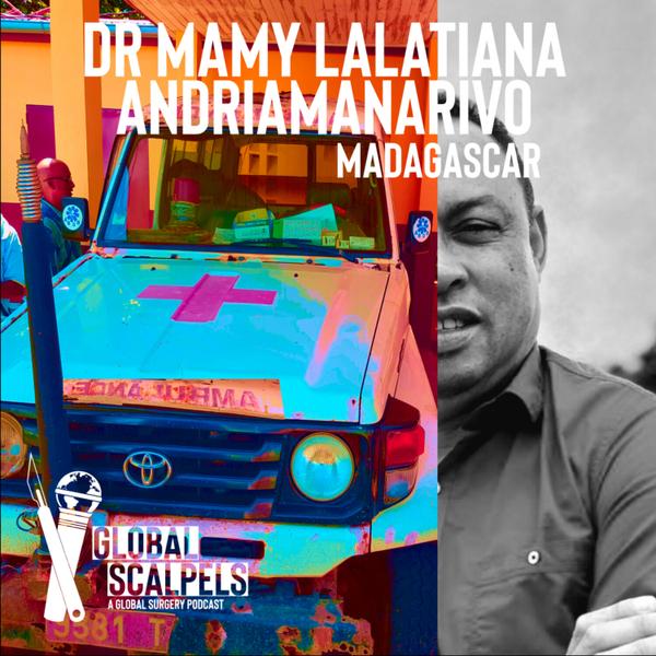 Ep 16: Mamy Lalatiana Andriamanarivo artwork