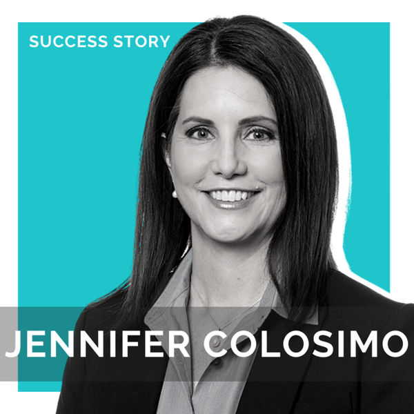 Jennifer Colosimo, President at FranklinCovey   The Role of Leadership in Uncertain Times artwork