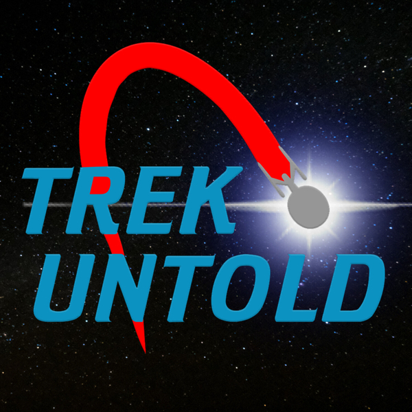 Trek Untold-Episode 66 | Raven Dauda artwork