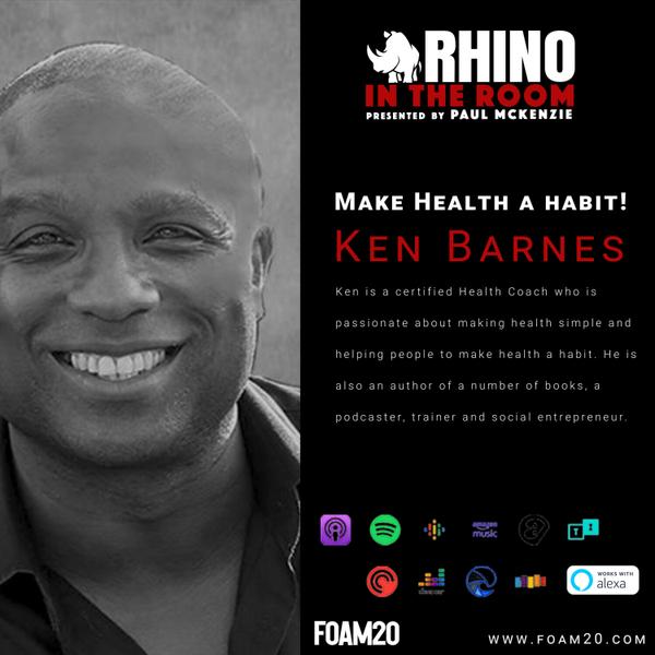 Make Health Your Habit! - Ken Barnes artwork