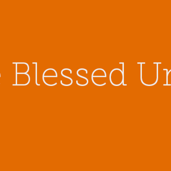 31 - The Blessed Unrest