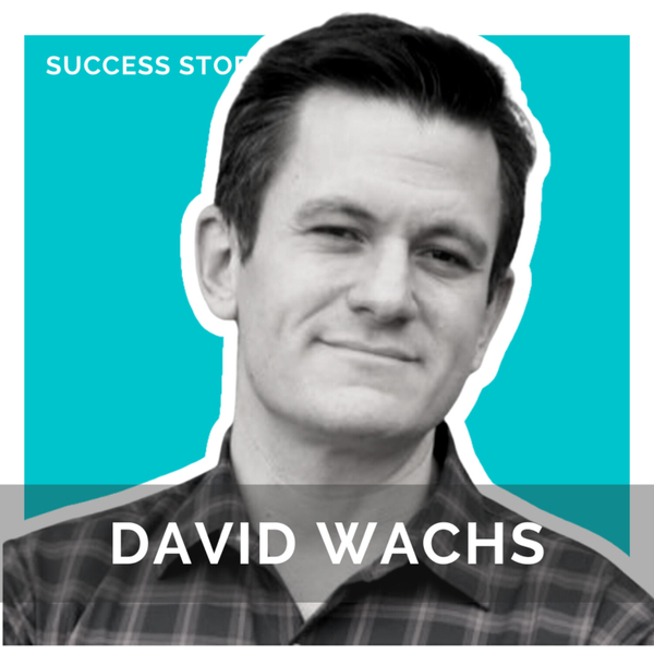 David Wachs, CEO of Handwrytten | How to Overcome Saturation by Going Analog artwork