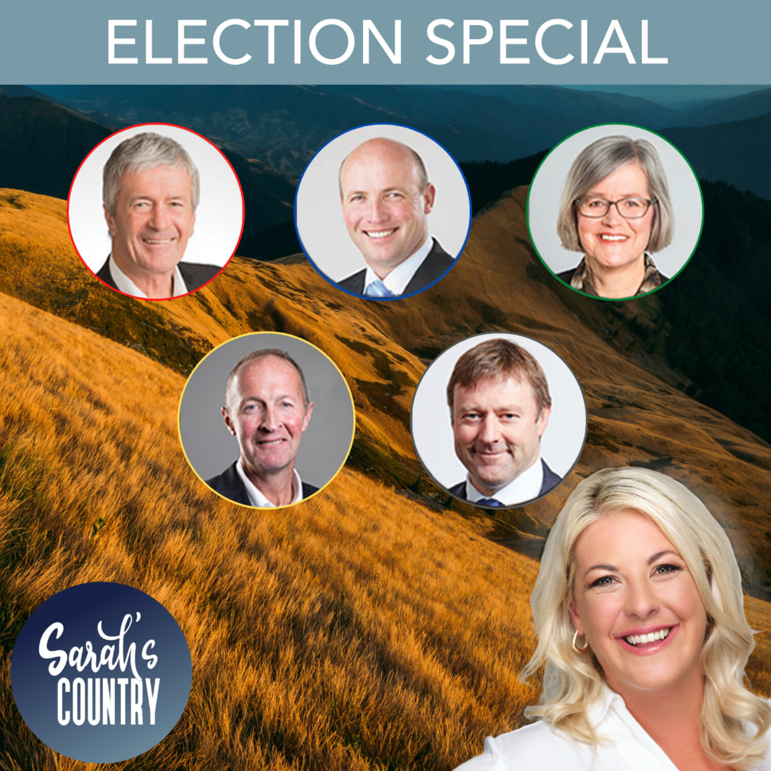 Election Special : Green Party's Eugenie Sage on Conservation & Hunting