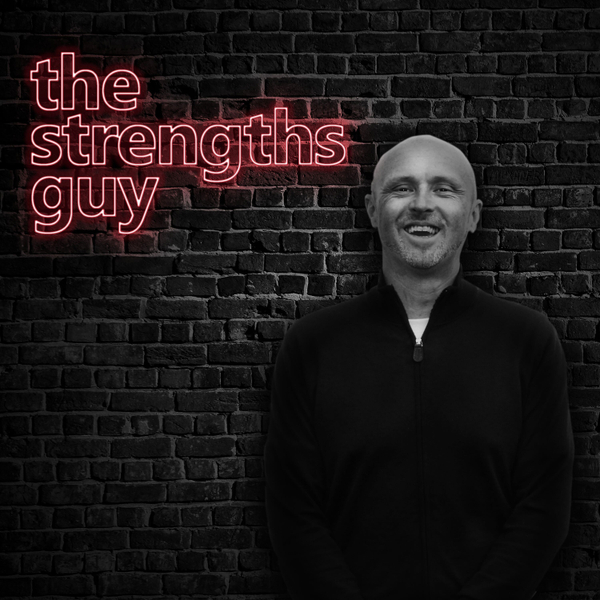 Episode 1:  Supercharging your development with strengths reflection artwork