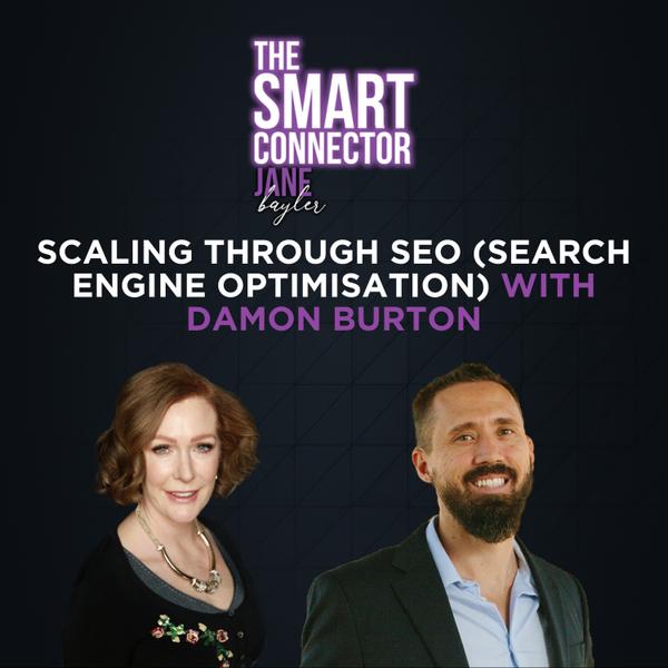 Scaling Through SEO (Search Engine Optimisation) - With Damon Burton artwork