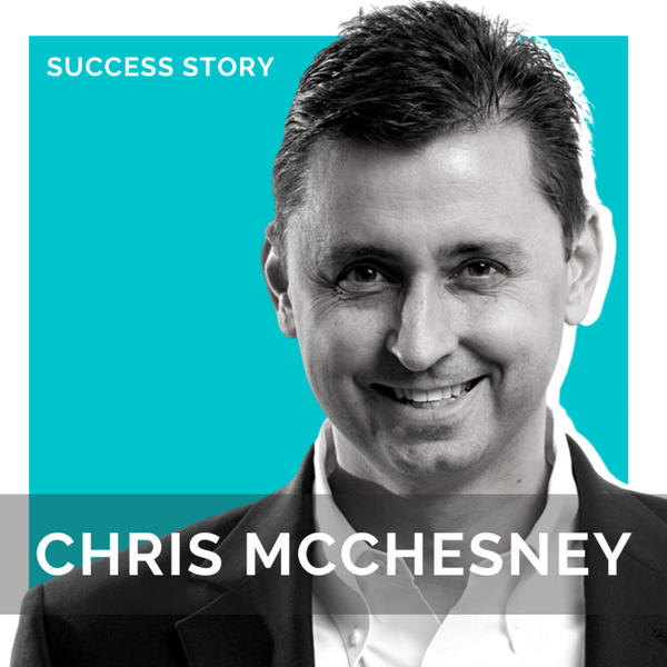Chris McChesney, WSJ #1 Best Selling Author & Franklin Covey Executive   How To Use Simplicity & Transparency To Do Everything Better artwork