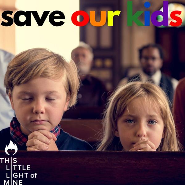 Save Our Kids artwork