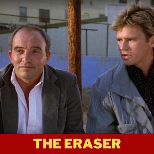 S2E2 - The Eraser artwork