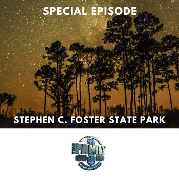 Stephen C Foster State Park artwork