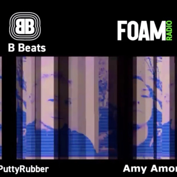 Bbeats Foam0008 Ptrbr 008 With Amy Amor Brdcast artwork