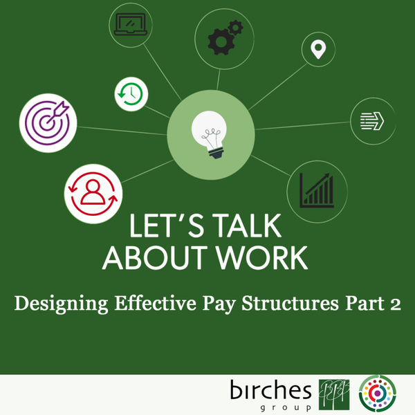 Designing Effective Pay Structures Part 2 artwork