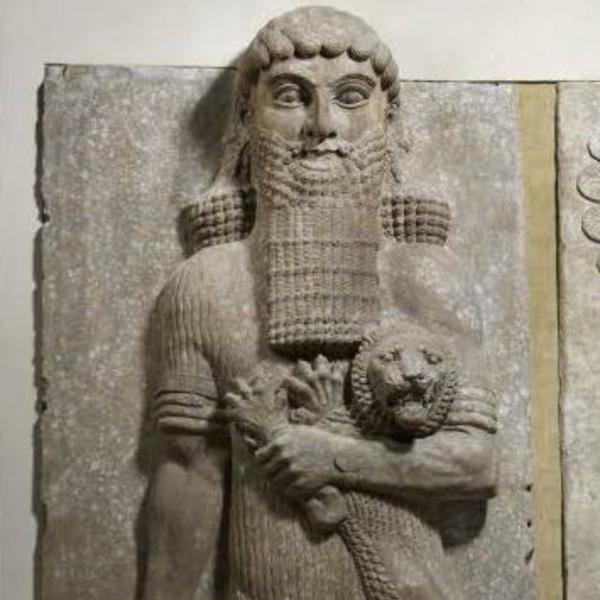 Gilgamesh artwork