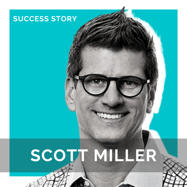 Scott Miller, EVP Franklin Covey | 30 Years of 7 Habits of Highly Successful People | SSP Interview artwork