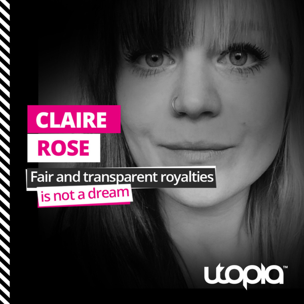 Claire Rose: The Pros of PRS For Music artwork
